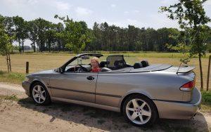 Saab Cabrio tour